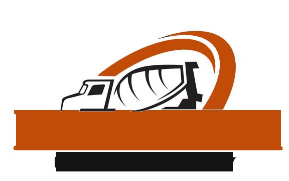 flower mound concrete crew logo